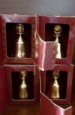 Avon Four Golden Bell Awards-Doorknocker, Acorn, Rose, 4A's.in the original box