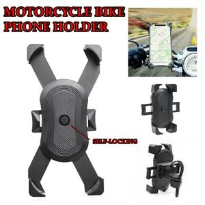 Universal Bicycle Motorcycle Handlebar MTB Bike Mount Holder for Cell Phone GPS