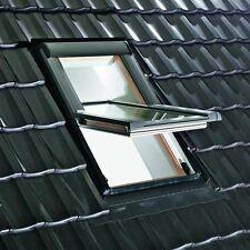 Velux bzw.Roto Dachfenster Schwingfenster Holz 74 x 118 cm
