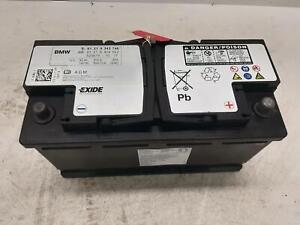 EXIDE AGM 850amp 12v 92ah Car Battery 9343746