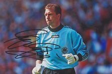 ANDREAS KÖPKE 5 DFB EM WM 2014 2018 1996 Foto 13x18 signiert IN PERSON Autogramm