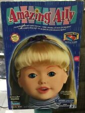 Vintage 1999 Playmates Amazing Ally In Box With Accessories Works Well #1