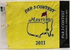 2011 Masters Par 3 Contest Pin Flag