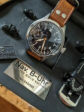 Steinhart Nav B-Uhr Limited Gold Edition (245/333) Watch - 47mm, Rare Model
