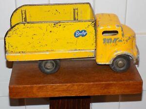 Vintage Smith Miller Bireley's Toy Truck