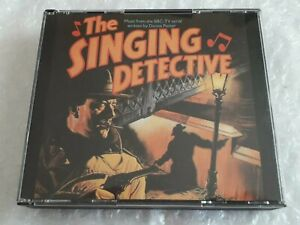 The Singing Detective - Music From the BBC - TV Serial - 2 x CD Compilation