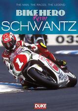 Bike Hero Kevin Schwantz [DVD] NEW - Feat. Kevin Schwantz, Wayne Rainey, Mamola