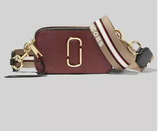 Marc Jacobs The Snapshot Camera Bag MSRP $295 -New Cranberry Multi