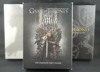 Game of Thrones Complete First Three Seasons! DVD - Free Shipping!