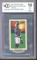 2010 tristar obak national convention vip mini #n14 BUSTER POSEY rc BGS BCCG 10
