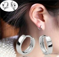 Women Circle Earring Girls Small Loop Hoop Earrings 925 Sterling Silver  Jewelry