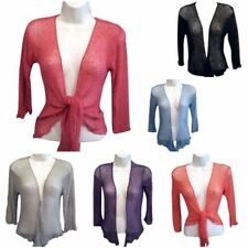 Cropped Boleros & Shrugs Regular Size Jumpers & Cardigans for Women