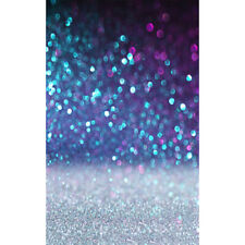 Party Photography Background Art Photo Backdrop Purple Blue Glitter
