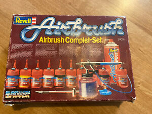 1992 Revell 39031 Airbrush Complet Set - Boxed