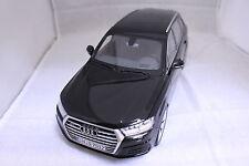 Audi Q7 1:18 Orque Noir Fabricant Minichamps 5011407625