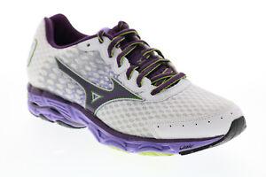 Mizuno Wave Inspire 11 R510B61 Womens White Mesh Athletic Running Shoes 8