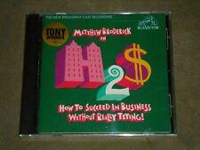 How to Succeed in Business Without Really Trying [New Broadway Cast] sealed