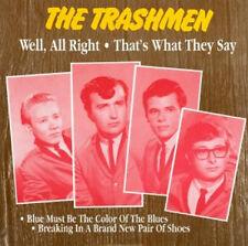 "TRASHMEN 'Well All Right EP 7"" NEW sonics wailers link wray ramones garage rock"