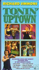 RICHARD SIMMONS - TONIN' UPTOWN - VHS