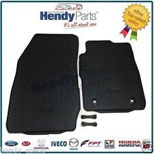 ¡ Nuevo! Original Ford Fiesta Mk7 2008 - 2011 Delanteros De Goma Mats Con Fijaciones 1526899