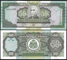 HAITI 50 GOURDES 2003 P 267b UNC