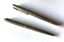 Penna stilografica e penna a sfera Parker 75 Sterling