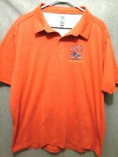 Odel Brewing Co Ipa Logo Graphic Coral Polo Beer/Bar Shirt Adult Men'S Xl