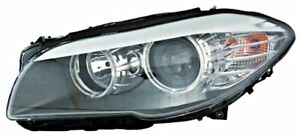 LED Headlight Front Lamp LEFT Fits BMW F18 F11 F10 Sedan Wagon 2009-2012