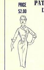 "Vintage 1960s Modes Royale Sewing Pattern Women's DRESS 1320 Sz 12 B30"" UNUSED"