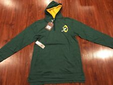 Mitchell And Ness Men's Green Bay Packers Lightweight Hoodie Sweatshirt XL NFL