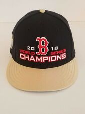 New Boston Red Sox 2018 World Series Champions 9Fifty MLB Snapback Hat Cap