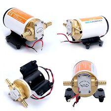 Scavenge Impellor Pump For Water Diesel Fuel Scavenge Oil Transfer - White Shell