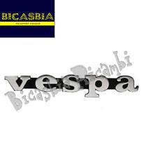 1187 - TARGHETTA ANTERIORE INTERASSE 58 MM VESPA 125 ET3 - PRIMAVERA 150 200 PX