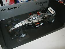 1:18 McLaren Mercedes MP4/19 D. Coulthard 2004 530041805 Minichamps NEU OVP