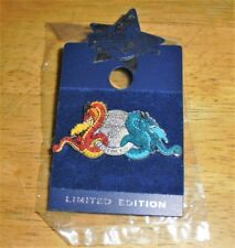 Dueling Dragons Choose Thy Fate Fire or Ice Universal Studios Pin Trading LE 300