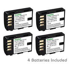 DMW-BLF19 Battery for Panasonic Lumix DMC-GH3KBODY GH4 GH4H GH4A, DC-GH5 DC-G9