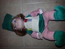 Lee Middleton Christmas Doll