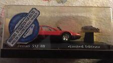 1/43  Solido (France)  Ferrari 512 BB