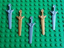 Lego Knights Kingdom Swords (Castle Knight King Sword)