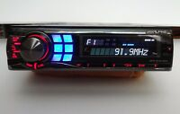 Alpine MP3 WMA AAC CDA-9883 In Dash CD Player Stereo Radio Receiver