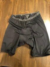 Novara Black Padded Bicycle Shorts Mens X-Large