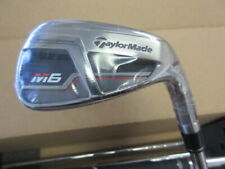 NEW TAYLORMADE GOLF M6 5-PW&AW IRON SET MAX KBS 85R REGULAR