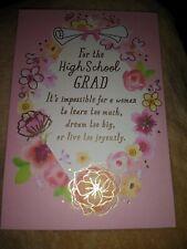 Graduation Card . New . Hallmark