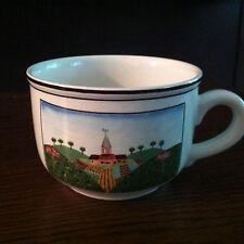 Villeroy and Boch Design Naif Laplau Porcelain Tea Cup -  Luxemborg