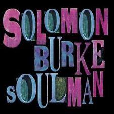 SOLOMON BURKE - SOULMAN (CD 2003) NEW...FAST POST