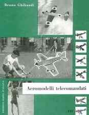 MODELLISMO AEREO Aeromodelli Telecomandati 1958 Ghibaudi Ed. ERI - DVD