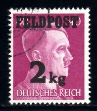 1147-GERMAN EMPIRE-Third reich.1944 WWII.Feldpost 2 Kg.ADOLF HITLER.Mich 3 Used