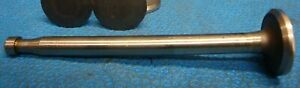 "Continental F124 140 162 4162 Exhaust Valve 1.2"" Head Tapered Stem"