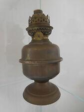 lampe à pétrole en cuivre au design XIXème CURIOSITY by PN