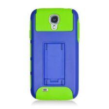 Étuis, housses et coques etuis, pochettes bleus Samsung Galaxy S4 pour téléphone mobile et assistant personnel (PDA)